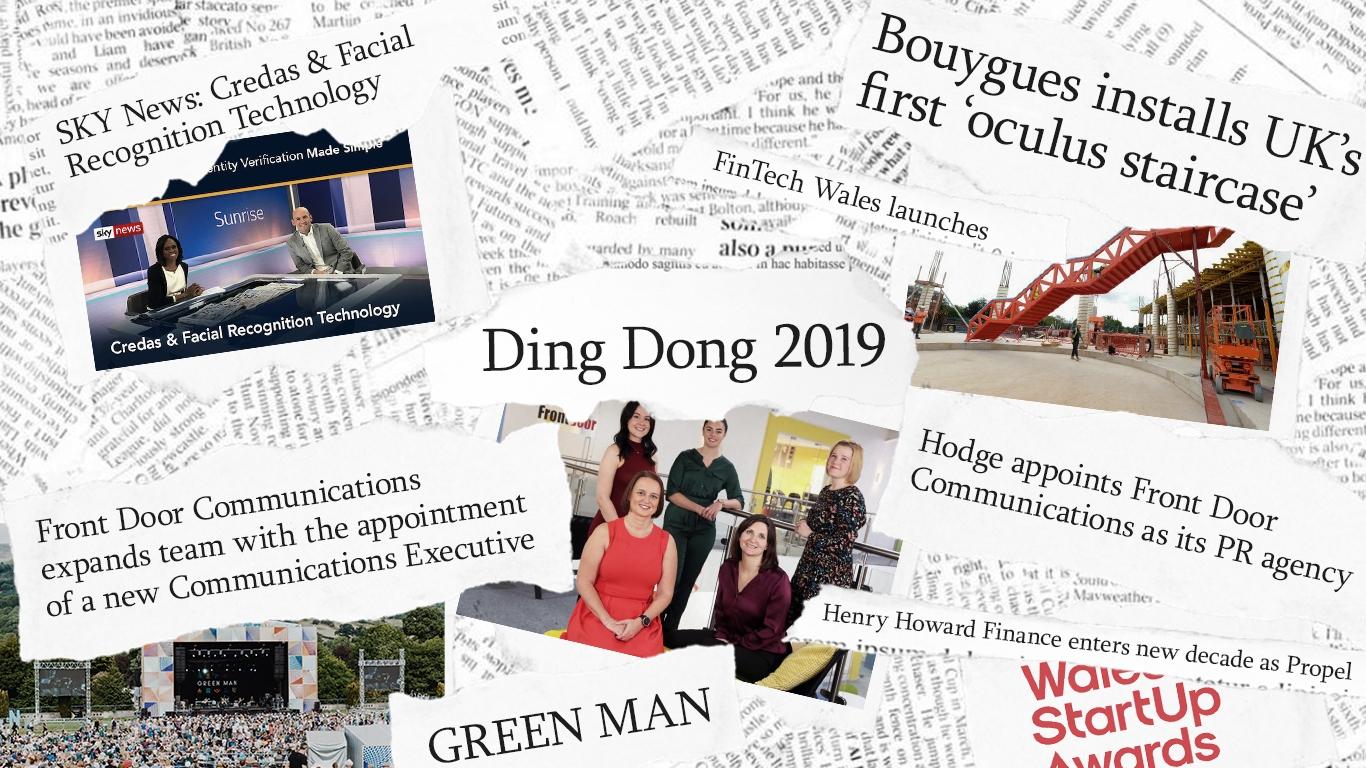 News headlines about Front Door Communications 2019