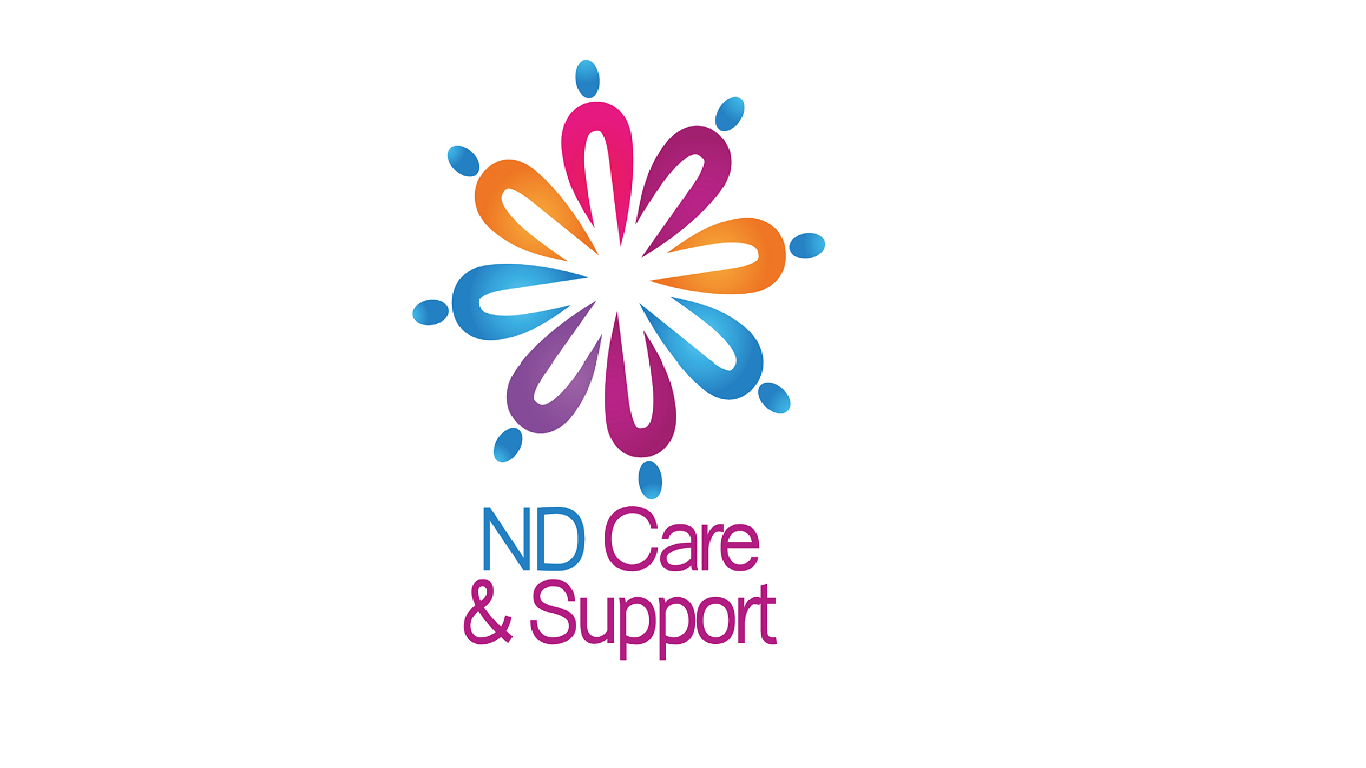 ND Care & Support Logo