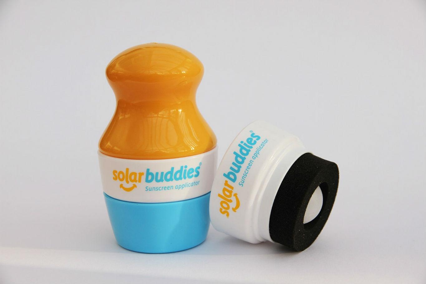 Solar Buddy sunscreen applicator