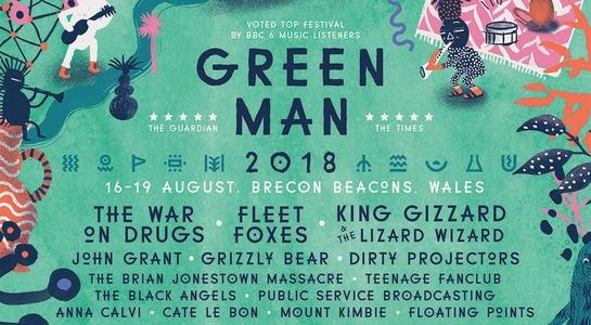 greenman festival lineup