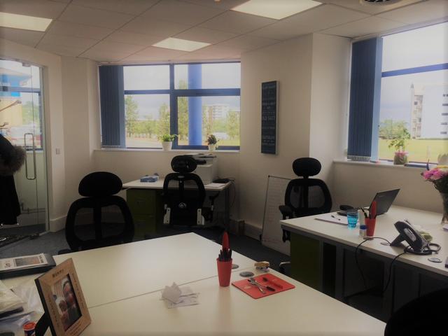 new office, front door comms, tec marina