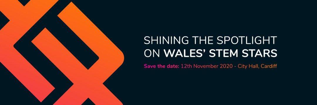 Wales STEM Awards poster